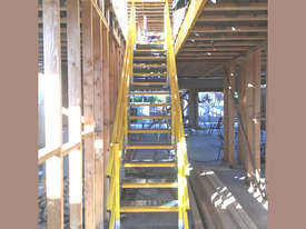 Self Leveling Stairs Height Range 1800-2750mm 1200mm Width - picture0' - Click to enlarge