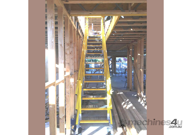 Self Leveling Stairs Height Range 1800-2750mm 1200mm Width