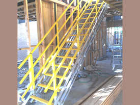 Self Leveling Stairs Height Range 1800-2750mm 1200mm Width - picture1' - Click to enlarge