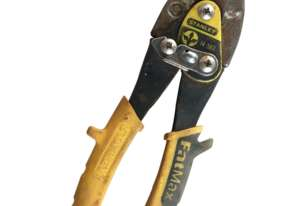 Stanley FATMAX Compound Action Straight Cut Aviation Snips 14-563