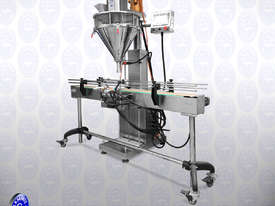 Flamingo Auger Filler Automatic Volumetric with Conveyor and Solid Hopper (EFAFA-5000V) - picture1' - Click to enlarge