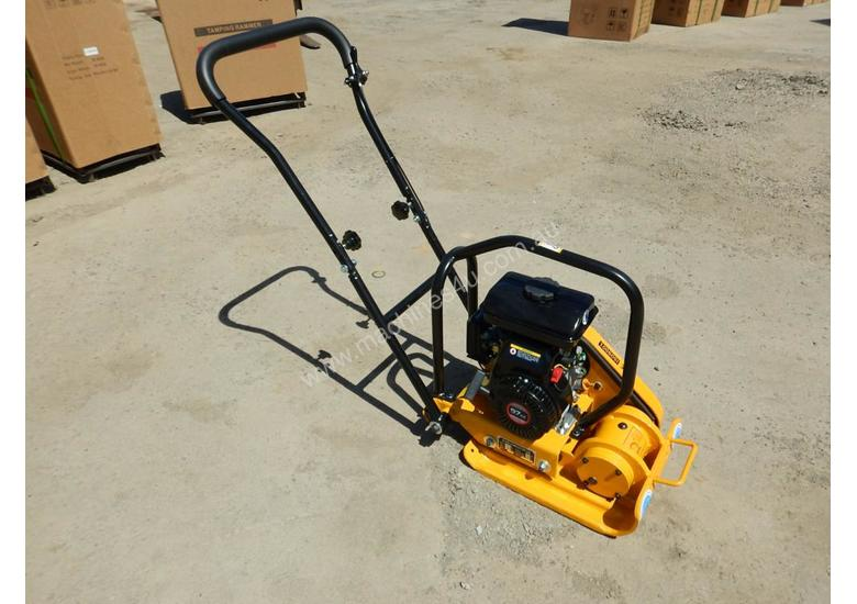 New Unknown ROC-T60 2 5Hp Petrol Plate Compactor Plate