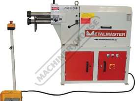 SJM-2.5 Swage and Jenny - Motorised 2.5mm Mild Steel Thickness Capacity - picture2' - Click to enlarge
