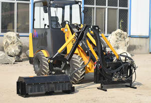 Mini Articulated Telescopic Loader 2000Kg Lift