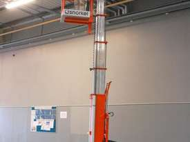 SNORKEL UL25 MAST LIFT - picture2' - Click to enlarge