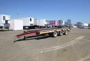 CRH Tag Tag/Plant(with ramps) Trailer