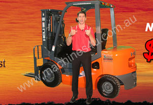 Heli Top Quality Diesel Forklifts Secial $19,990 +