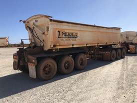 2013 PROCAMAN TRAILERS PCF TRI435 SIDE TIPPER TRAILER - picture2' - Click to enlarge
