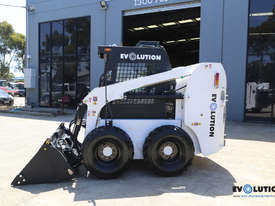Brand New, 2019 EVO EB85 Skid Steer - picture0' - Click to enlarge