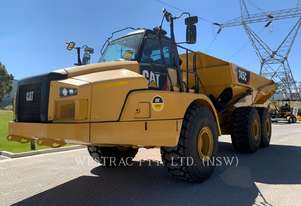 CATERPILLAR 745C Articulated Trucks