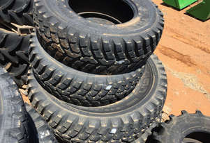 Nokian Tyres Nokian Tyre Set FWA/4WD Tractor