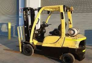 Hyster Used   2.5T LPG Forklift