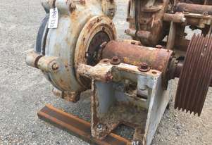Warman   8/6 FAH  Slurry Pump