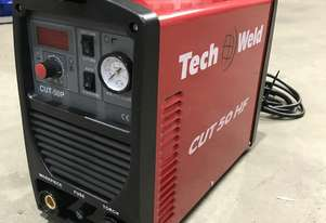 Tech Weld Cut 50 Plasma Cutter CUT UP TO 20mm