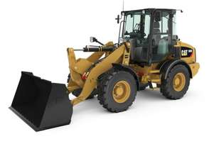 Caterpillar   908K WHEEL LOADER