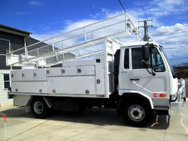 UD MK5 Service Body Truck - picture0' - Click to enlarge