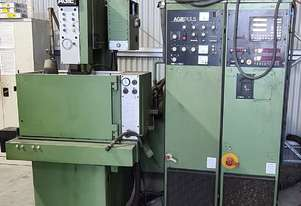 Agie Plus EDM spark erosion machine