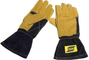 ESAB HEAVY DUTY CURVED MIG WELDING GLOVES