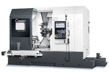 "In Stock Soon - 12"" Chuck Y Axis TurnMill Centre"