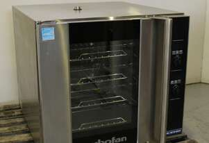 Turbofan E32D4 4 Tray Convection Oven