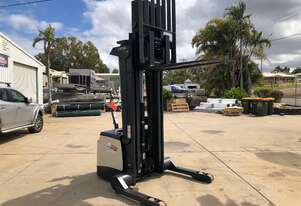 Fully Refurbished Crown Walkie Reach Truck