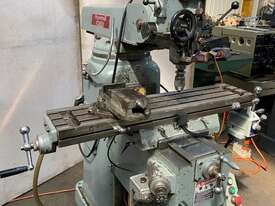 Kondia FV-1 Milling Machine R8 spindle - picture2' - Click to enlarge