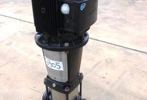 Multistage Pump, IN/OUT: 100mm Dia