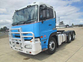 UD GW400 Primemover Truck - picture2' - Click to enlarge