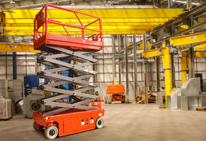 Dingli 32 ft/10 m Scissor Lift Hire