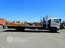 2007 HINO FG1J 4X2 CRANE TRUCK - picture0' - Click to enlarge