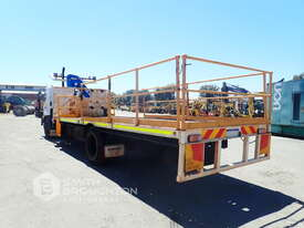2007 HINO FG1J 4X2 CRANE TRUCK - picture2' - Click to enlarge