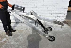 Portable Electric Forklift – Crane CLEARANCE NOW