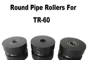 Round Pipe Rollers Sizes For TR60