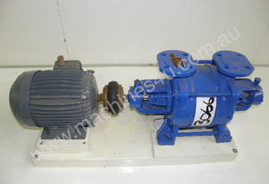 Vacuum Pump - IN 40mm Dia OUT 40mm Dia.