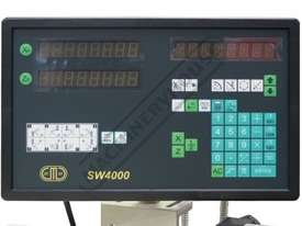 AL-1000C Centre Lathe 356 x 1000mm Turning Capacity - 40mm Spindle Bore Includes Digital Readout - picture2' - Click to enlarge