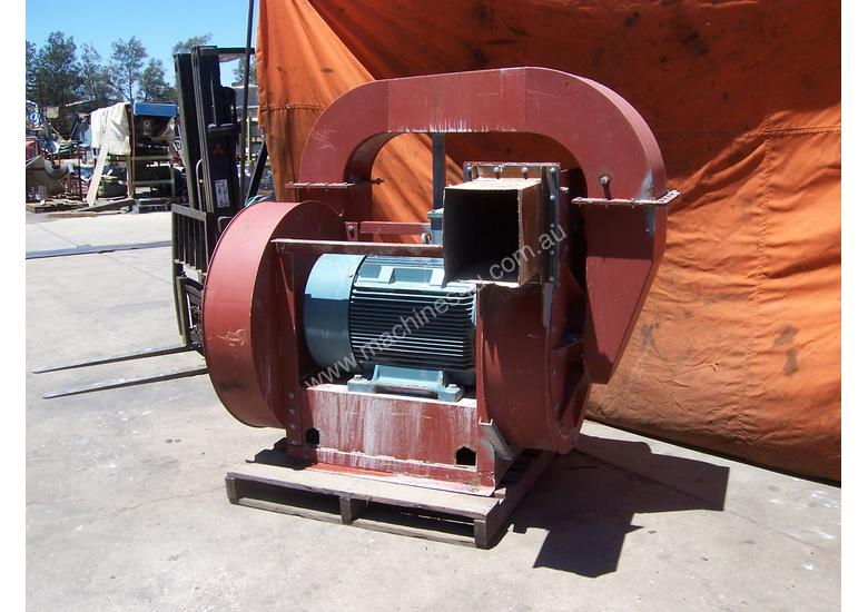 200 hp suction blower