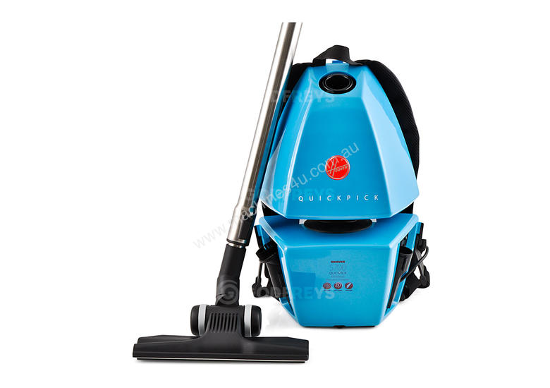 Hoover Quickpick Backpack Vacuum Cleaner