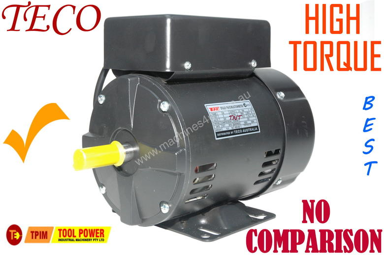 New teco electric motor 3 hp x 240v 2800rpm branded item for 15 hp dc electric motor