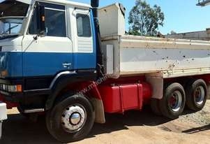 Hire steel Body truck tippers
