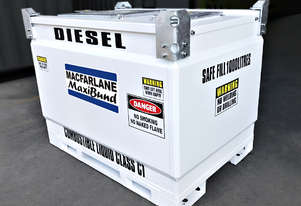 MaxiBund MB-1000 Fuel Tanks
