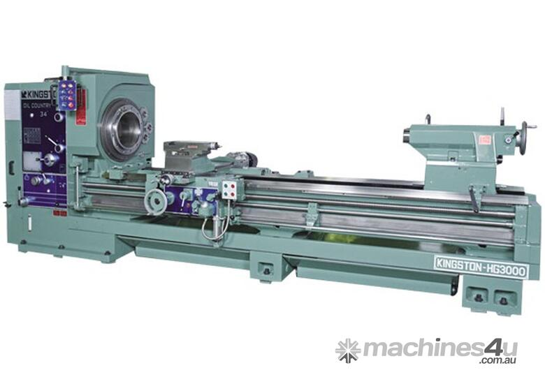 KINGSTON LARGE BORE LATHES  HK-HG Series