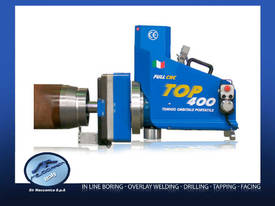 TOP 400 Portable Orbital CNC Lathe - picture2' - Click to enlarge
