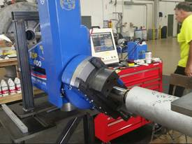 TOP 400 Portable Orbital CNC Lathe - picture13' - Click to enlarge