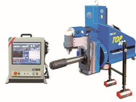 TOP 400 Portable Orbital CNC Lathe - picture18' - Click to enlarge
