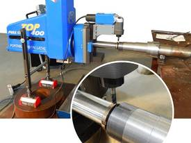 TOP 400 Portable Orbital CNC Lathe - picture19' - Click to enlarge