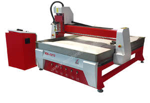 CNC ROUTING MACHINE 1300 X 1300MM W/VACUUM TABLE DRY VAC.PUMP RS1313 REDSAIL