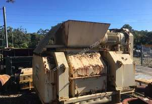 Rolls Crusher Twin Tooth Rolls 600 tph