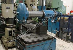 Voest AB32 radial arm drilling machine