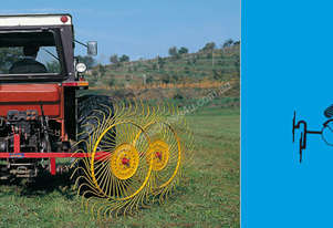 Sitrex RP2 Mounted Side Delivery Rake