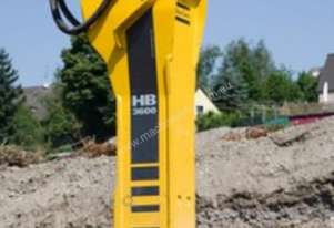 Atlas Copco HB 3600 Heavy Weight Hydraulic Hammer